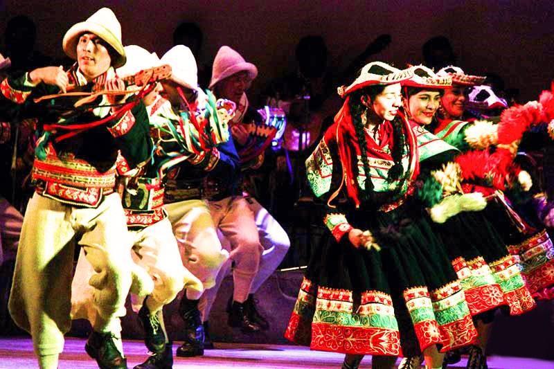 danzas en cusco